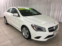 This 2016 Mercedes-Benz CLA CLA250 is offered to you