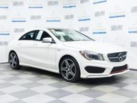 Check out this gently-used 2016 Mercedes-Benz CLA we