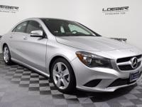 Turbocharged! Nice car! This 2016 CLA is for