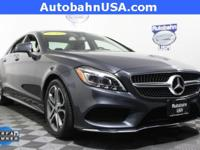Steel Gray Metallic 2016 Mercedes-Benz CLS CLS 400