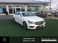 Check out this gently-used 2016 Mercedes-Benz CLS we