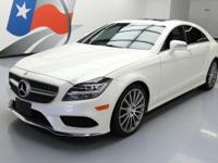 2016 Mercedes-Benz CLS-Class with Premium 1