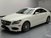 This awesome 2016 Mercedes-Benz CLS-Class comes loaded