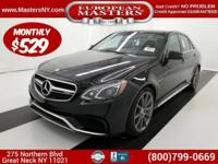 This Gorgeous Black 2016 Mercedes-Benz E63S 4Matic