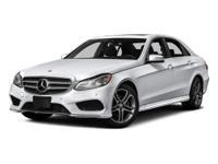 2016 Mercedes-Benz E-Class 4D Sedan E250 Base BlueTEC