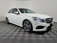 2016 Mercedes-Benz E-Class - SAVE THOUSANDS with SPORT