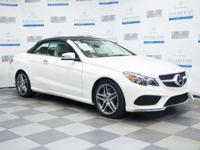 This 2016 Mercedes-Benz E-Class E 550 is offered to you