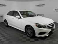 Mercedes-Benz Certified and 4MATIC. All Wheel Drive!
