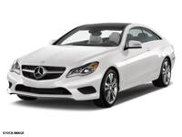 This WHT 2016 Mercedes-Benz E-Class E400 4MATIC might