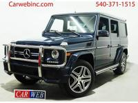 Created to conquer, this G-Class keeps elevating the