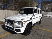 2016 Mercedes-Benz AMG G63! All Wheel Drive! Automatic