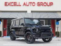Introducing the 2016 Mercedes Benz G63 AMG SUV. This