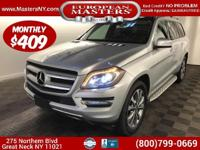 This Amazing Silver 2016 Mercedes-Benz GL450 4Matic