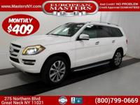This Wonderful White 2016 Mercedes-Benz GL450 4Matic