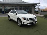 This outstanding example of a 2016 Mercedes-Benz GLA