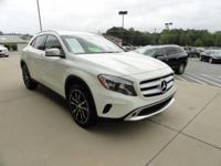 We are excited to offer this 2016 Mercedes-Benz GLA.