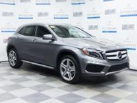 This 2016 Mercedes-Benz GLA GLA 250 is proudly offered