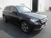 only 32K miles!!..GLC 4MATIC: AWD...1 OWNER-MERCEDES