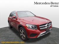 * Check out this 2016 Mercedes-Benz GLC GLC 300 4MATIC