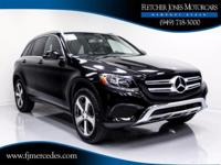 Check out this gently-used 2016 Mercedes-Benz GLC we