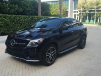 2016 Mercedes-Benz GLE 450 Coupe AMG. the car is fully