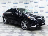This 2016 Mercedes-Benz GLE AMG GLE63 S is offered to