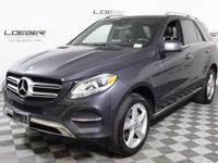 A NICE BUY ON AN MB CERTIFIED 2016 GLE350 WITH ONLY 18K