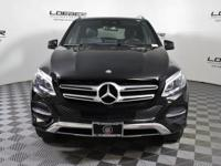 A NICE ONE OWNER MB CERTIFIED GLE350 4MATIC. ALL BLACK