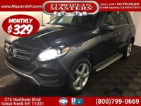 This Fantastic Grey 2016 Mercedes-Benz GLE 350 4Matic