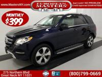 This Amazing Blue 2016 Mercedes-Benz GLE 350 4Matic
