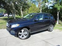 This 2016 Mercedes-Benz GLE 4dr RWD 4dr GLE 350