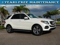 This GLE 350 also has the premium package which gives