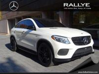 This Mercedes-Benz GLE has a dependable Twin Turbo