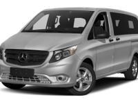 This 2016 Mercedes-Benz Metris Passenger Van 4dr Metris