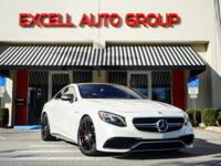 Introducing the 2016 Mercedes Benz S63 AMG Coupe