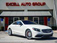 Introducing the 2016 Mercedes Benz S65 AMG Coupe