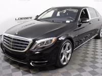 A RARE MERCEDES CERTIFIED 2016 S600 V12 MAYBACH. ONLY