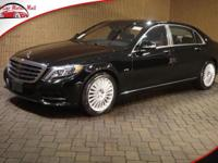 TECHNOLOGY FEATURES:  This Mercedes-Benz S-Class