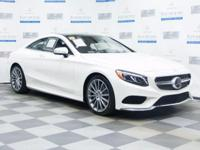This 2016 Mercedes-Benz S-Class S 550 is offered to you