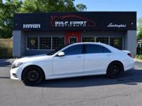 2016 Mercedes-Benz S550 now available with Gulf Coast