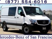 Arctic White 2016 Mercedes-Benz Sprinter 2500 Crew 144