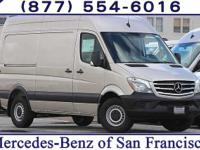 Silver Metallic 2016 Mercedes-Benz Sprinter 2500 Cargo
