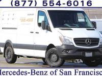2016 Mercedes-Benz Sprinter 2500 BlueTEC®