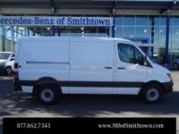Clean CARFAX. 2016 Mercedes-Benz Sprinter 2500 BlueTEC