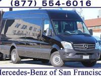 2016 Mercedes-Benz Sprinter 3500 Cargo 170 WB Extended