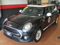 PRICE DROP FROM $30,500. Clubman trim. ONLY 8,033