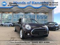 Priced below KBB Fair Purchase Price! 2016 MINI Cooper
