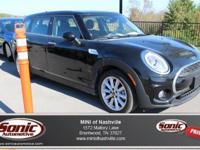 This 2016 MINI Cooper Clubman S (***ONE OWNER, CLEAN