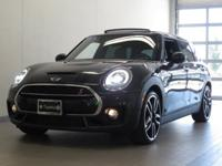 2016 MINI COOPER S CLUBMAN! ONE OWNER! LOADED WITH