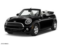 2016 MINI Cooper Convertible!  Just traded in!  Ultra
